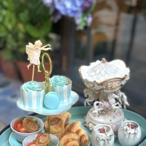 WISHI PARADISE Afternoon Tea Set